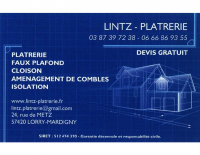 Lintz Platrerie